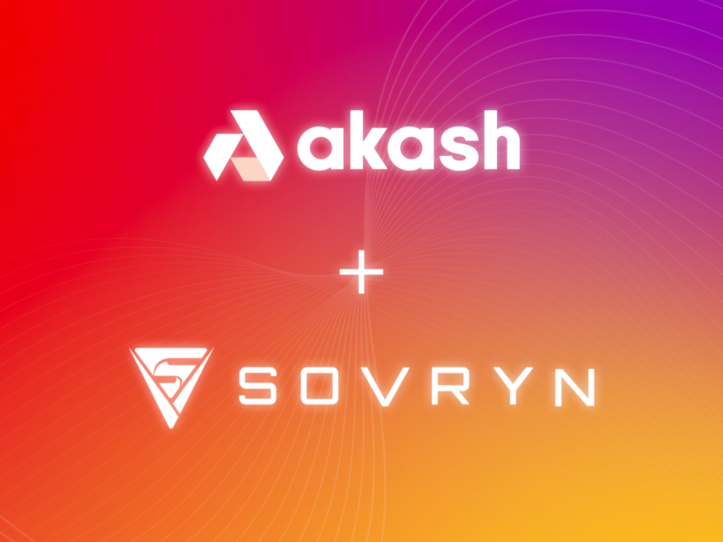 Akash Network Provides Decentralized Cloud and $100k in AKT Prizes for Sovrython Hackathon to Accelerate the Future of DeFi | Akash Network